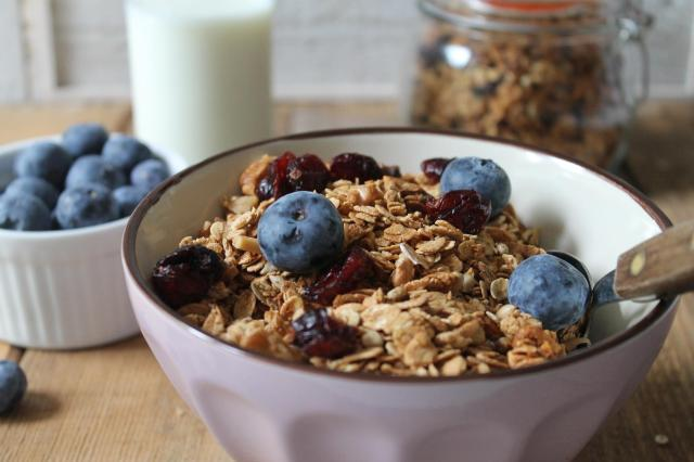 Granola_Cranberries_2