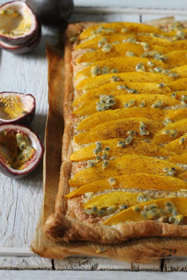 Frangipane Mango Tonkabohne 2