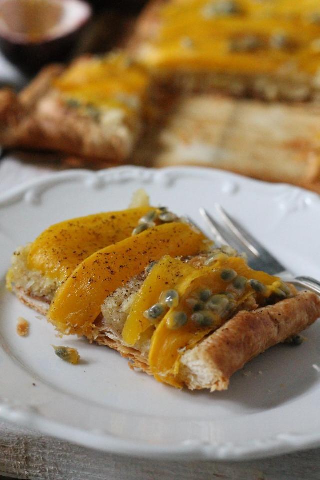 Frangipane Mango Tonkabohne 3