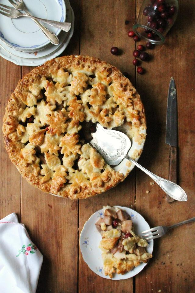 Pie_Birne_Cranberries_4
